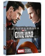Capitán América: Civil war - Ed Oring - Blu-ray