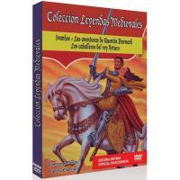 Pack Leyendas medievales - DVD