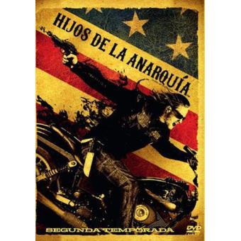 Hijos de la AnarquíaHijos de la anarquía - Temporada 2 - DVD