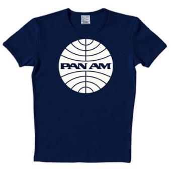 Camiseta Pan Am Navy xl