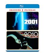 Pack 2001 + 2010 Una odisea del espacio - Blu-Ray