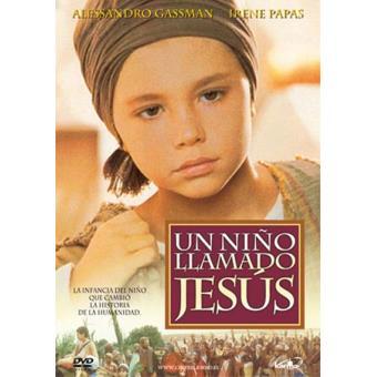 Un niño llamado Jesús - DVD