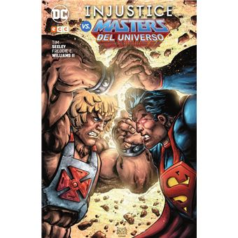 Injustice vs. Masters del Universo