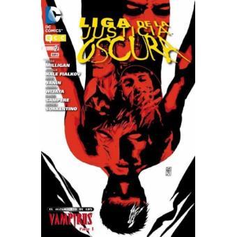 La Liga de la Justicia oscura 2. El alzamiento de los vampiros. Nuevo Universo DC