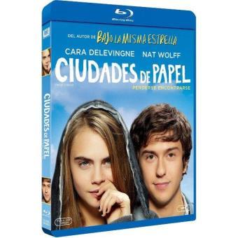 Ciudades de papel - Blu-Ray