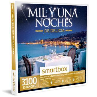 Caja Regalo Smartbox - Mil y una noches de delicia