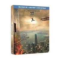 Skyscraper: El Rascacielos - Steelbook Blu-Ray + 3D
