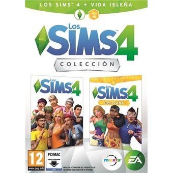 Los Sims 4 + Pack Expansion Vida Isleña
