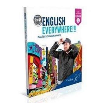 English everywhere Libro + 2 mp3