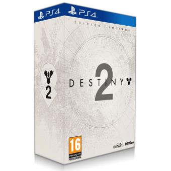 Destiny 2 Edición Limitada  PS4