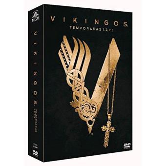 VikingosPack Vikingos (Temporada 1-3) - DVD