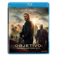 Objetivo: Washington D.C. - Blu-Ray