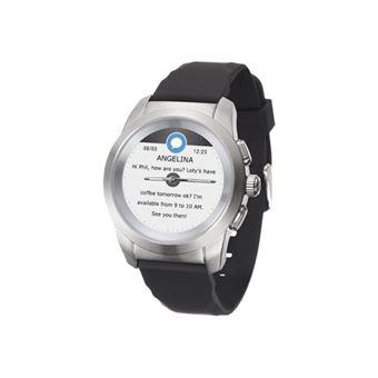 Smartwatch Mykronoz ZeTime Negro - Plata