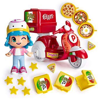 Pinypon Moto de pizzería