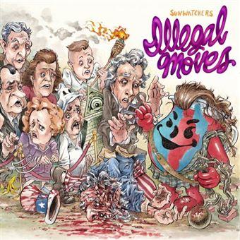 Illegal moves - Vinilo