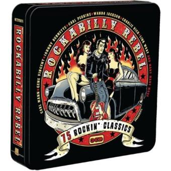 The Rockabilly Rebel (Ed. Box Set limitada)