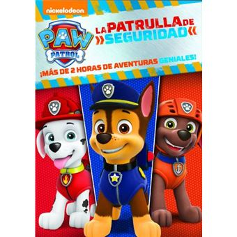 Patrulla canina 15 - La patrulla de seguridad
