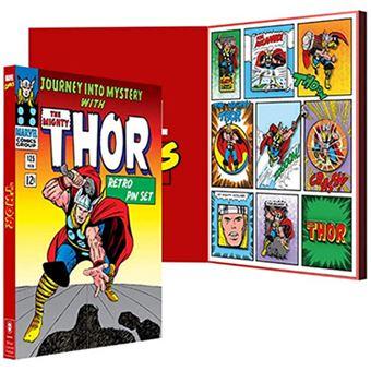 Pack 9 pines Marvel – Thor retro