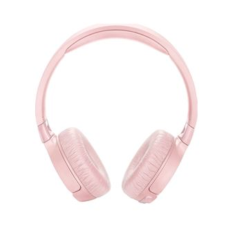 Auriculares Noise Cancelling JBL Tune 600 Rosa