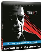 The Equalizer 2 - Steelbook Blu-Ray + Blu-Ray Extras