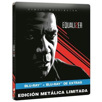 The Equalizer 2 - Steelbook Blu-Ray + Blu-Ray Extras
