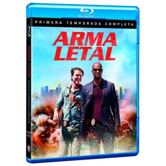 Arma letal  Temporada 1 - Blu-Ray