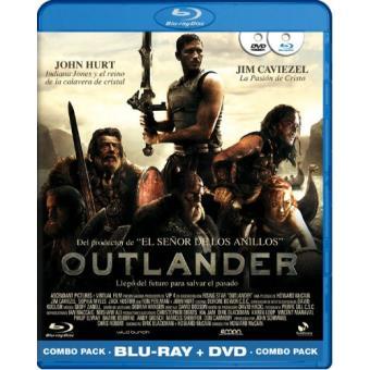 Outlander - Blu-Ray + DVD