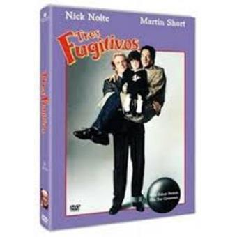 Tres fugitivos - DVD