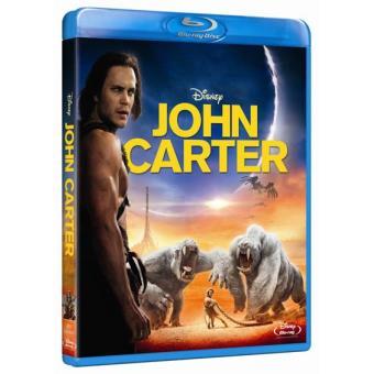 John Carter - Blu-Ray