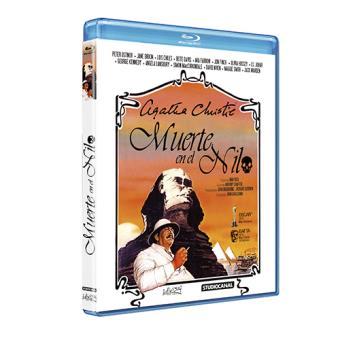 Muerte en el Nilo - Blu-Ray