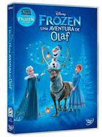 Frozen: Una aventura de Olaf - DVD