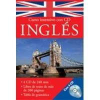 Curso intensivo de inglés + CD