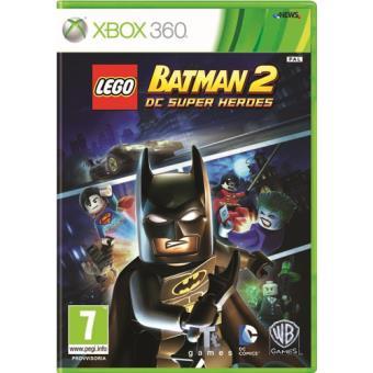 LEGO Batman 2: DC Superhéroes Xbox 360