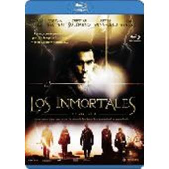 Los inmortales. El origen - Blu-Ray