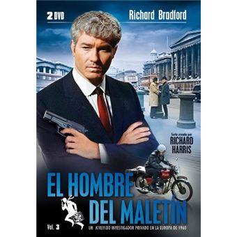 El hombre del maletín  Vol. 3 - DVD