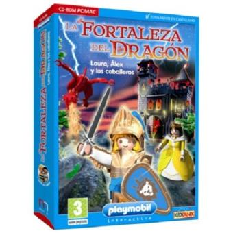 Playmobil La fortaleza del dragón