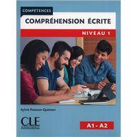 Compréhension écrite 1 - Niveau A1-A2