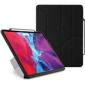 Funda Pipetto Origami Pencil Negro para iPad Pro 12,9''