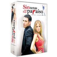 Sin tetas no hay paraíso  Temporada 1-3 - DVD