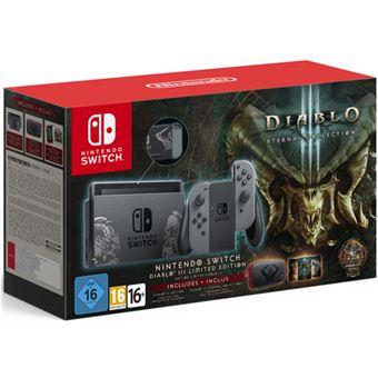 Consola Nintendo Switch Diablo III + Funda - Ed limitada