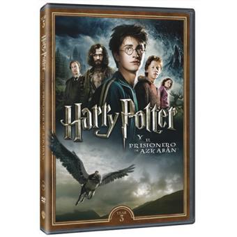 Harry Potter y el prisionero de Azkaban - DVD