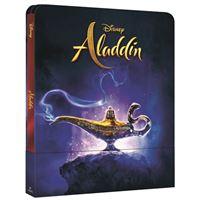 Aladdín (2019) - Steelbook Blu-Ray