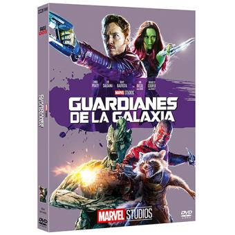 Guardianes de la galaxia - Ed Oring - DVD