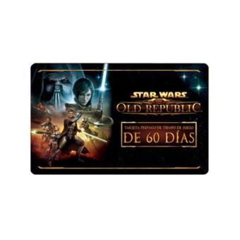 Star WarsTarjeta de Suscripción Star Wars: Old Republic PC - 60 Días