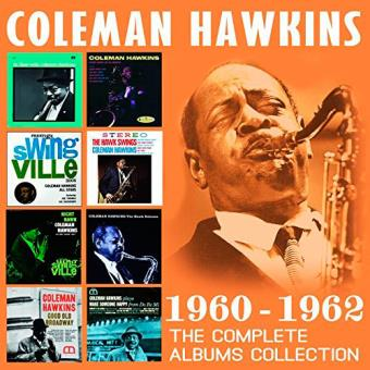 The Complete Albums Collection. 1960-1962 (4 CD)