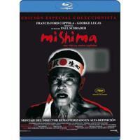 Mishima: Una vida en cuatro capítulos - Blu-Ray