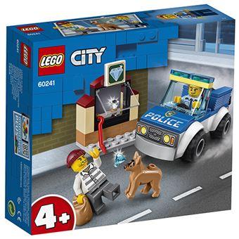 LEGO City Police 60241 Policía: Unidad Canina