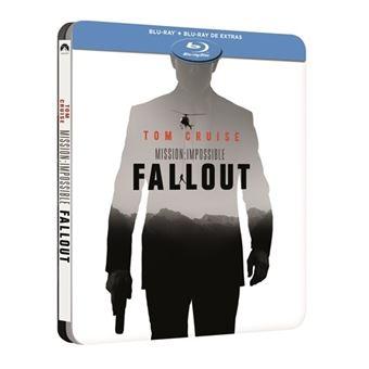 Misión imposible 6: Fallout  - Steelbook Blu-Ray + Extras