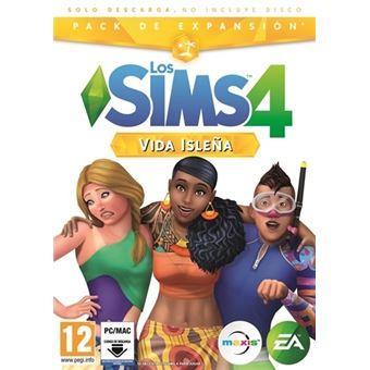 Los Sims 4 - Expansión Vida Isleña