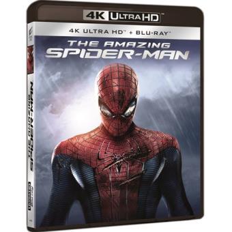 The amazing Spiderman - UHD + Blu-Ray